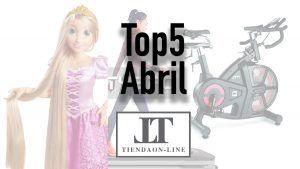 top5 abril Últimos productos agregados Tienda deportiva Productos que son tendencia Futbolin, ping pong y otros juegos divertidos